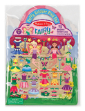 Melissa & Doug: Puffy Stickers Play Set: Fairy