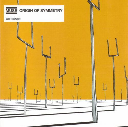 Origin Of Symmetry (2LP) by Muse