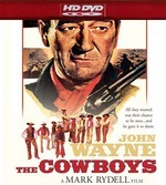The Cowboys on HD DVD