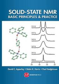 Solid State NMR by David C Apperley