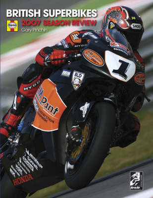 Official British Superbike Season Review by Gary Pinchin