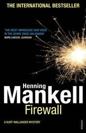 Firewall by Henning Mankell image