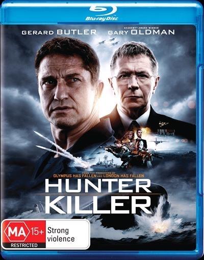 Hunter Killer on Blu-ray image