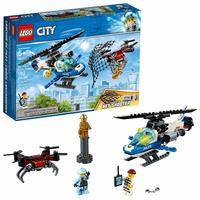 LEGO City: Sky Police Drone Chase (60207)