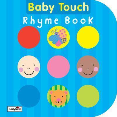 Baby Touch Rhyme Book image