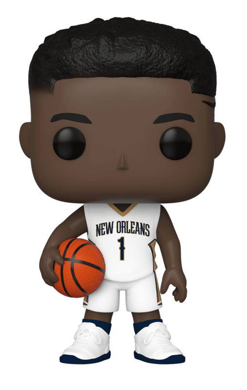 NBA: Pelicans - Zion Williamson Pop! Vinyl Figure