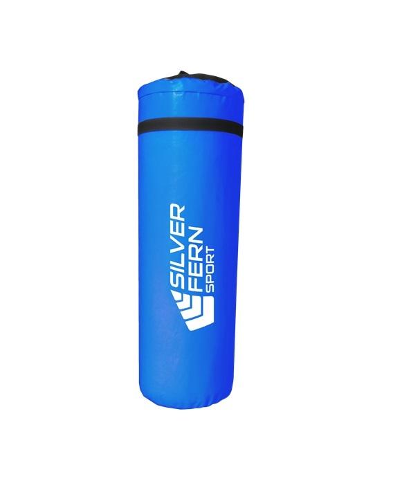 Silver Fern Rugby Tackle Bag - Blue - 115x30cm (Junior)