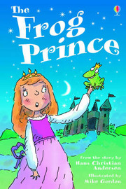 The The Frog Prince by Susanna Davidson image