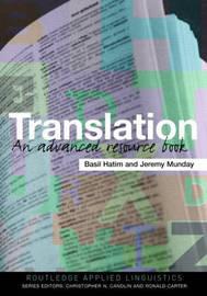 Translation by Basil A. Hatim image