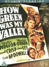 How Green Was My Valley (Studio Classics) on DVD