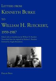 Letters from Kenneth Burke to William H. Rueckert, 1959-1987 by Kenneth Burke image