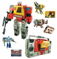 Transformers Platinum Edition - Intel Ops Perceptor & Blaster Figure Set
