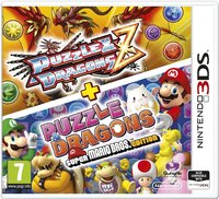 Puzzle and Dragons Z + Puzzle and Dragons Super Mario Bros. Edition for Nintendo 3DS