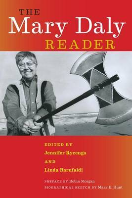 The Mary Daly Reader by Mary Daly image