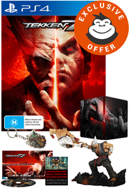 Tekken 7 Collector's Edition for PS4