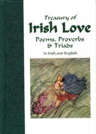 Treasury of Irish Love Poems, Proverbs & Triads by Gabriel Rosenstock image