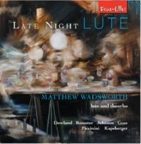 Late Night Lute by Matthew Wadsworth image