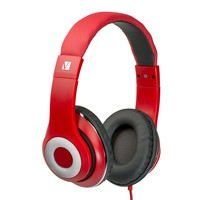 Verbatim TDK ST100 Over-Ear Calssic Audio Headphones (Red)