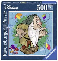 Ravensburger : Disney Sleepy Puzzle 500pc Square