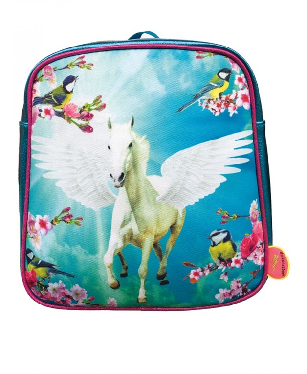 De Kunstboer: Kids Backpack - Pegasus