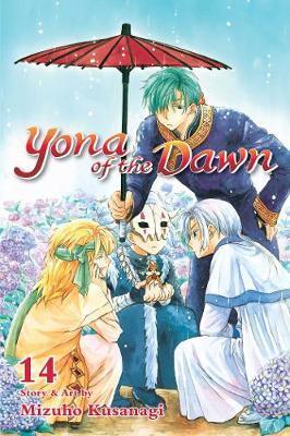 Yona of the Dawn, Vol. 14 by Mizuho Kusanagi image