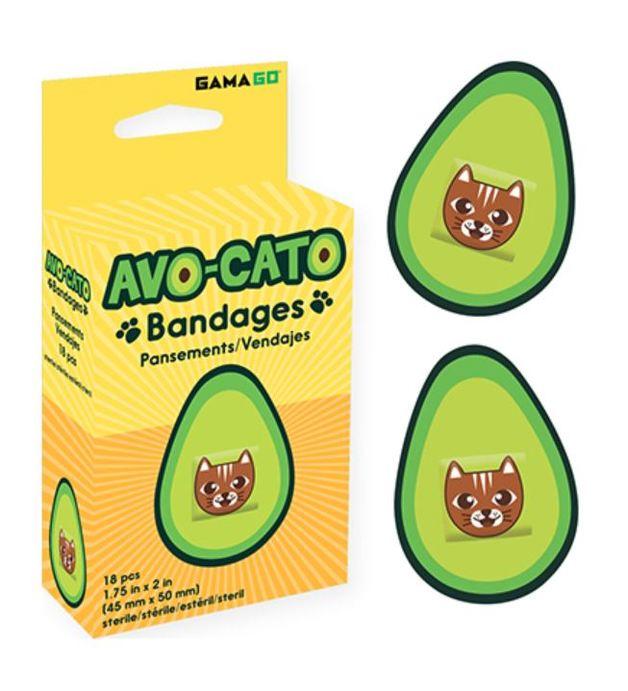 Gama Go: Avo-Cato Bandages