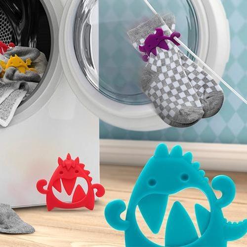 Sock Monsters - Sock Locks