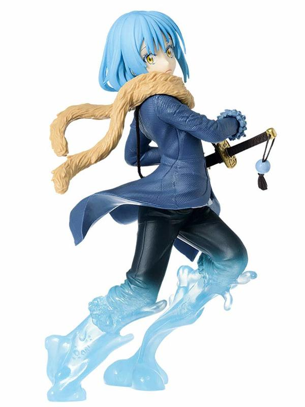 That Time I Got Reincarnated as a Slime: EXQ Figure - Rimuru Tempest - PVC Figure
