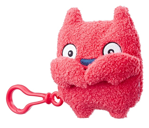 """Ugly Dolls: 5"""" Clip-On Plush - Lucky Bat To-Go"""