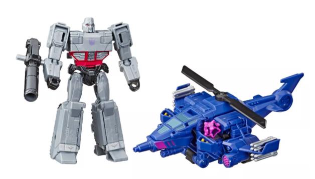 Transformers: Cyberverse - Spark Armor Megatron