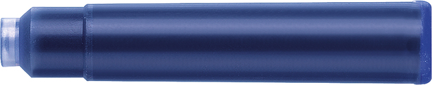 Faber-Castell: Fountain Pen Ink Cartridge - Royal Blue (6 Pack)