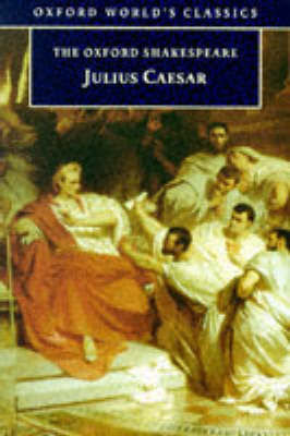 a report on the play julius caesar by william shakespeare