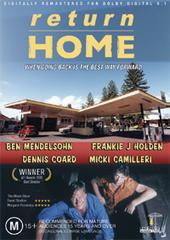 Return Home on DVD