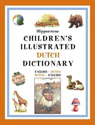 Dutch Children's Picture Dictionary: English-Dutch/Dutch-English image