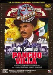 Pancho Villa on DVD