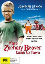 When Zachary Beaver Came To Town on DVD