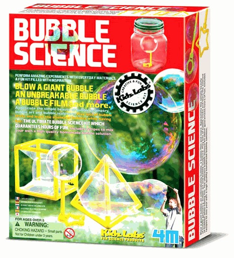 4M: Bubble Science image