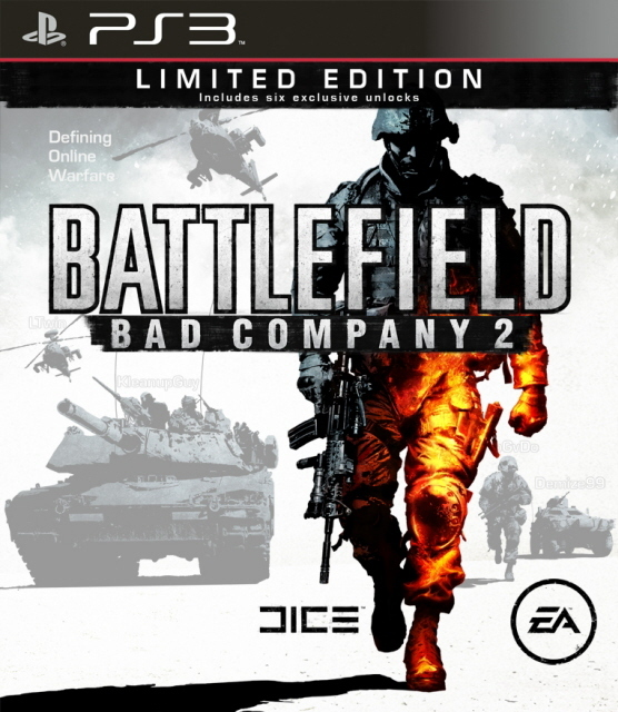 Battlefield: Bad Company 2 Limited Edition for PS3