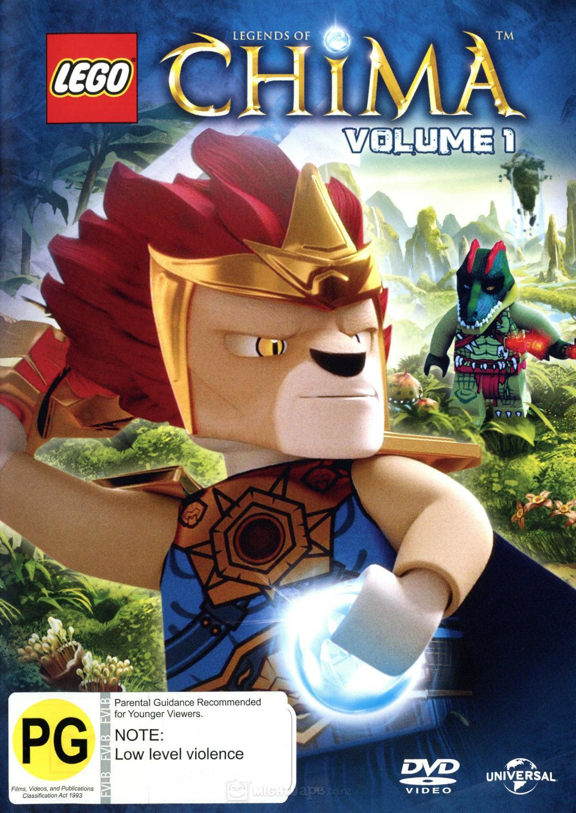 LEGO Legends Of Chima - Volume 1