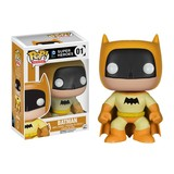 Batman 75th - Yellow Rainbow Batman Pop! Vinyl