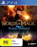 Worlds of Magic: Planar Conquest for PS4