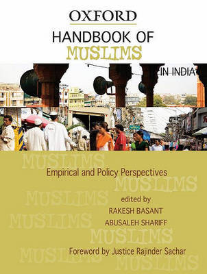 Handbook of Muslims in India by Rakesh Basant image