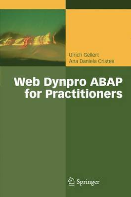 Web Dynpro ABAP for Practitioners by Ulrich Gellert image