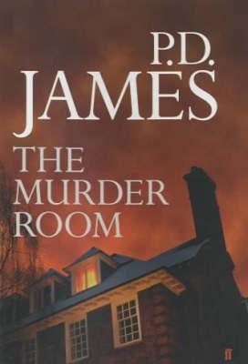 Murder Room (Adam Dalgliesh) image