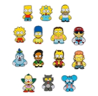 The Simpsons - Enamel Pin Series (Blind Box)