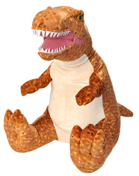Little Biggies: T-Rex - 30 Inch Plush