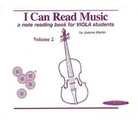 I Can Read Music, Volume 2 by Joanne Martin