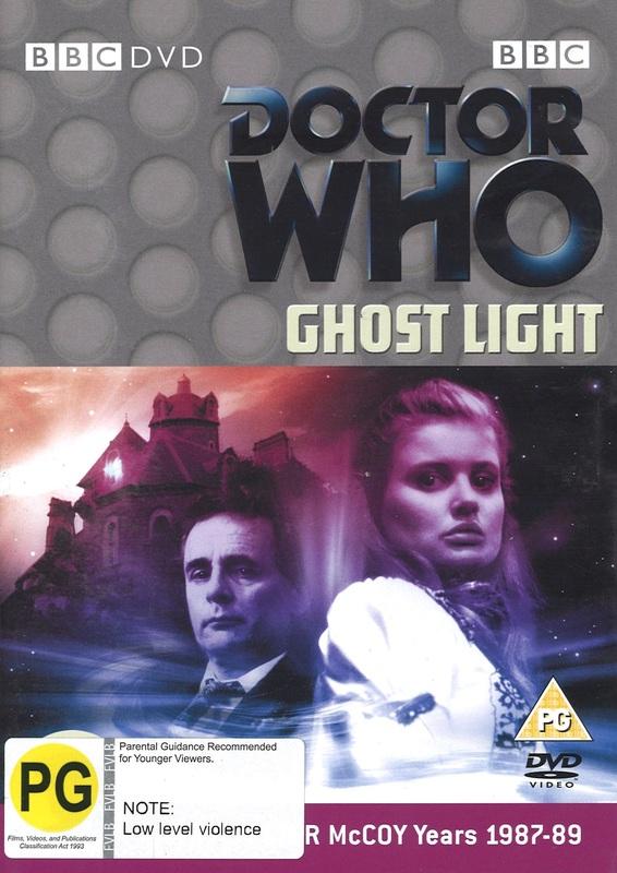 Doctor Who: Ghostlight on DVD
