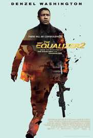 The Equalizer 2 on Blu-ray