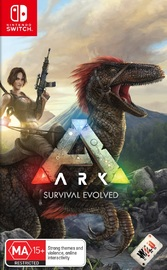Ark: Survival Evolved for Switch